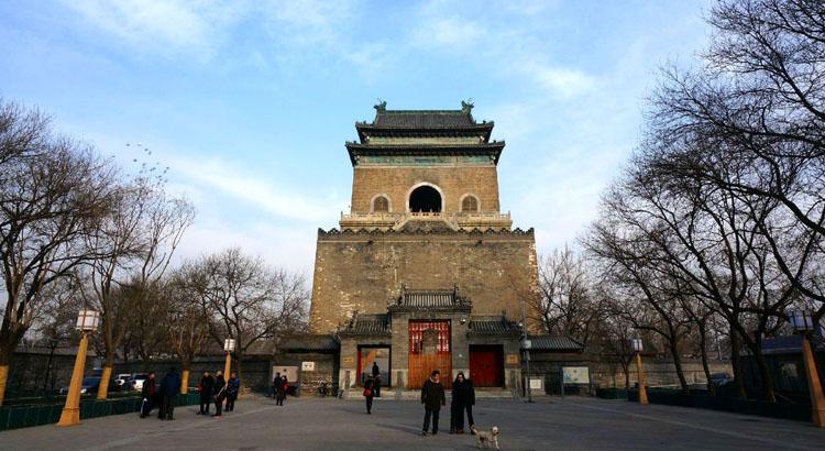 tour de tambour Pékin