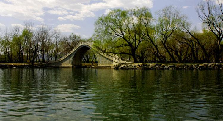 pont de palais d'été