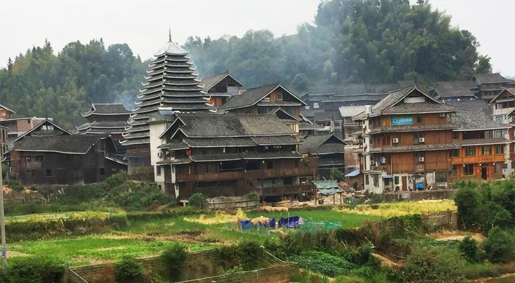 Village Dong de Zhaoxing