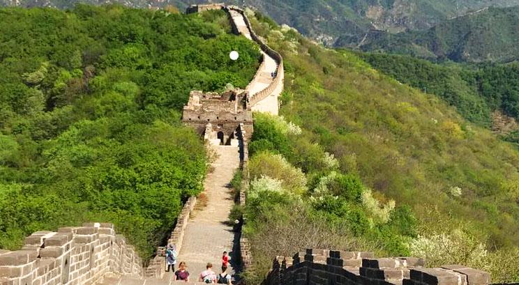 grande muraille de Mutianyu