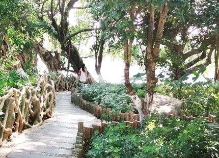 paisajes en Guilin