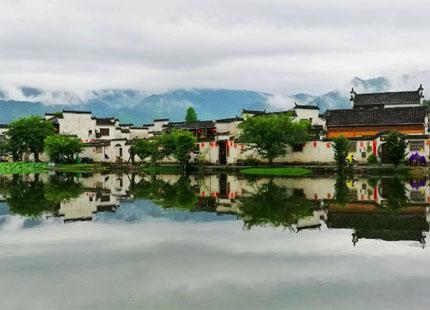 village de Hongcun