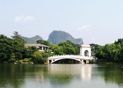 deux rivières et 4 lacs