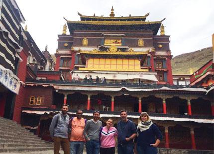 Monastère de Tashilunpo