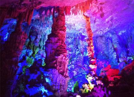 gruta de las flautas