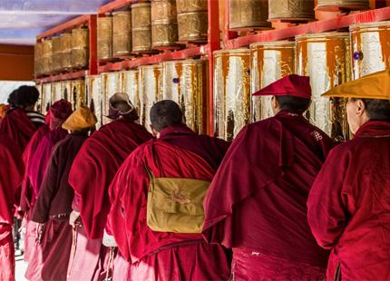 Monasterio de Jokhang