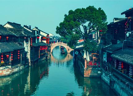 village d'eau de Xitang