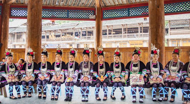 ethnie des Dong