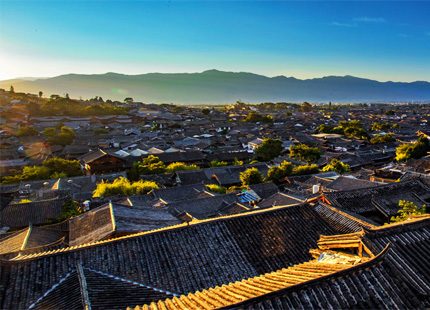 vielle ville de Lijiang