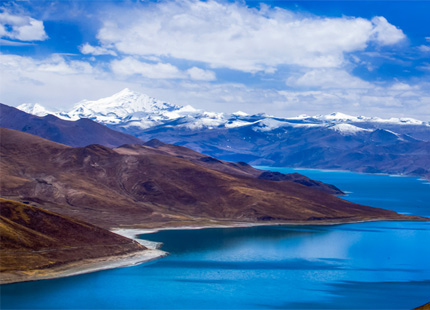 Lac de Yomdrok