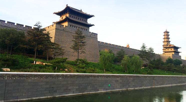 Muralla antigua de Datong