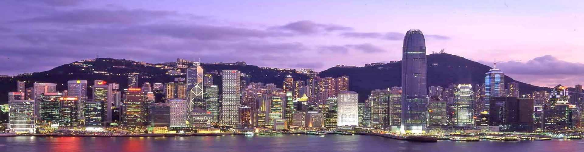 baie de victoria Hong Kong
