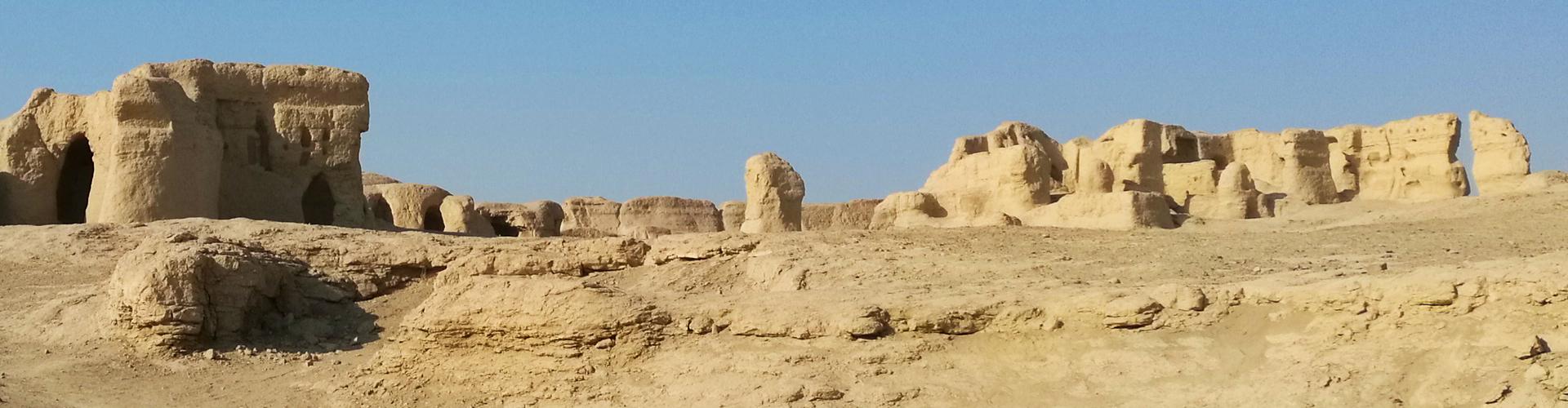 ruines de Jiaohe