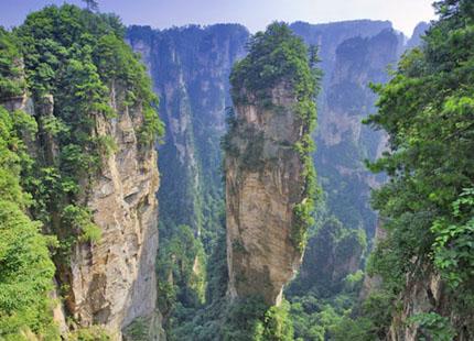 Yuanjiajie-site Avatar