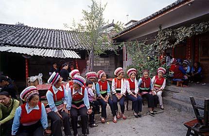 ethnie des Bai