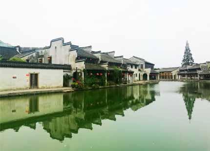 pueblo Zhouzhuang
