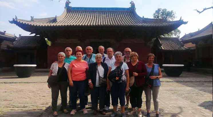 templo Zhenguo