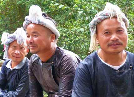 Ethnie Miao de Basha