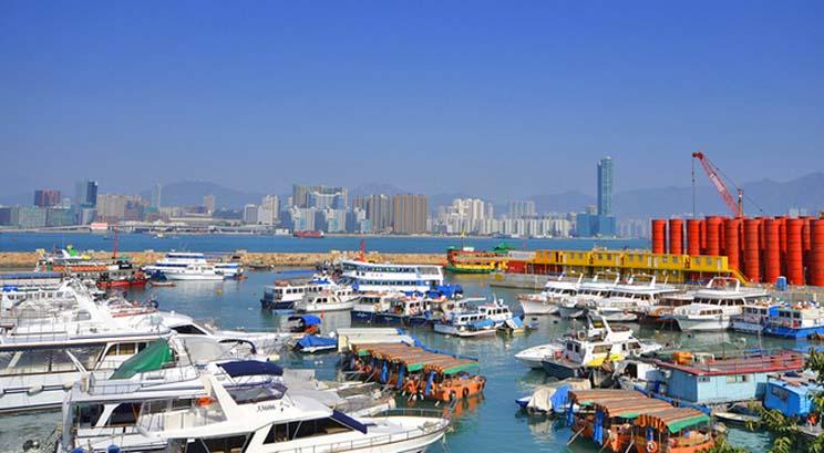 aberdeen harbour Hong Kong