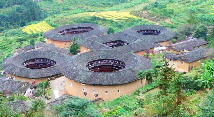 Tulous de Tianluokeng