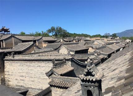 residencia de la familia Wang