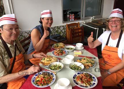 apprendre la cuisine à Yangshuo