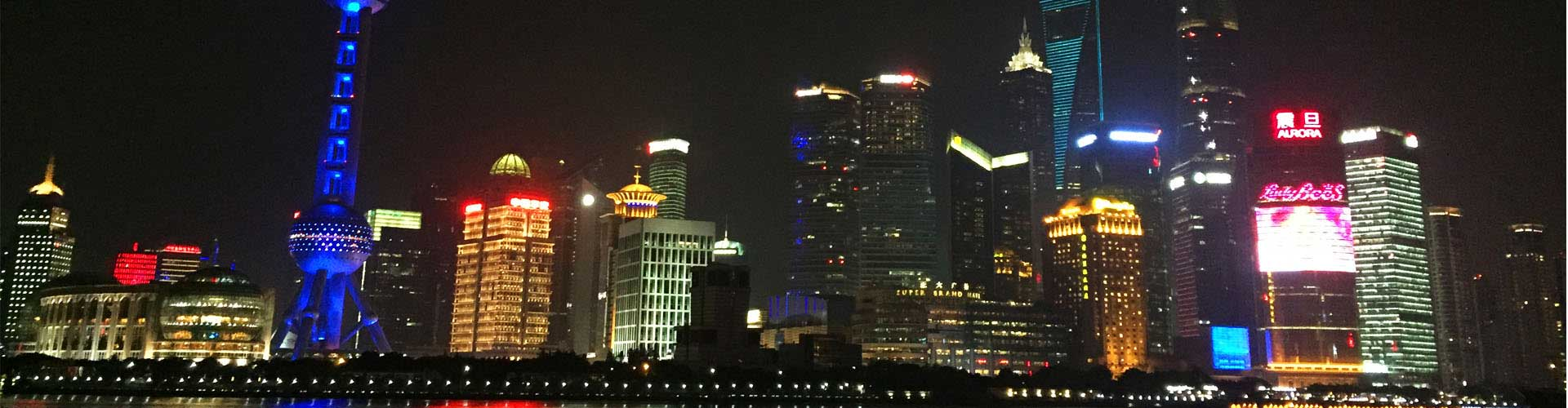 noche de Shanghai