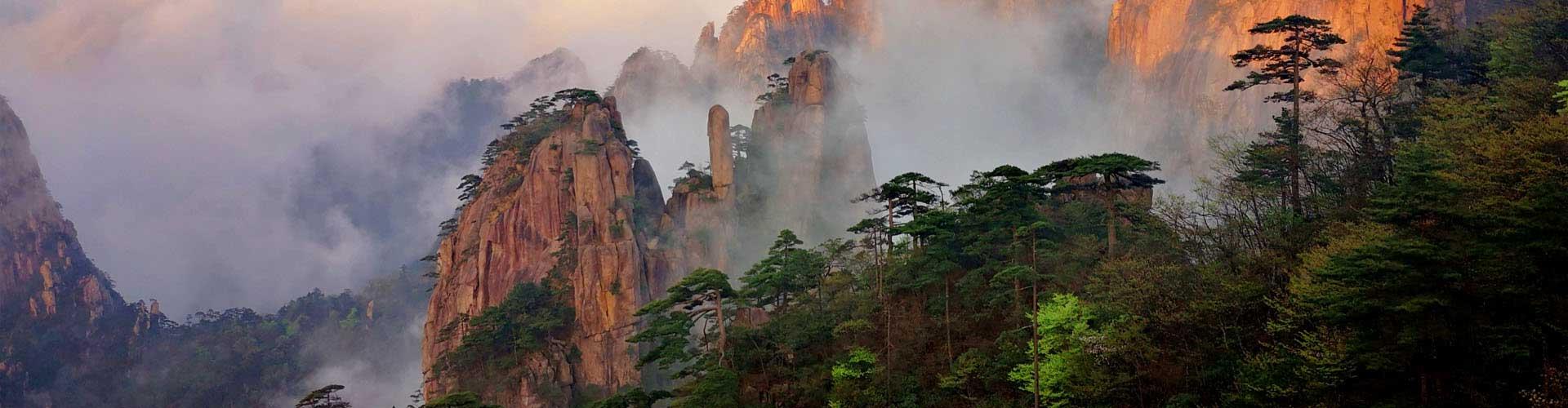 montagne Huangshan