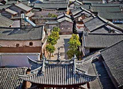 aldea donglianhua