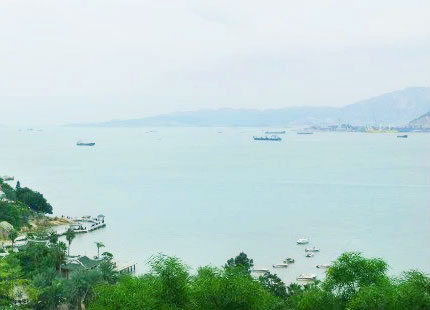 isla gulangyu