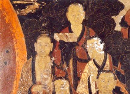 frescos de Baisha
