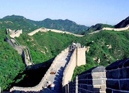 grande muraille de Badaling