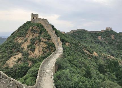 grande muraille de Jinshanling
