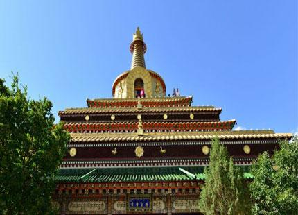 Stupa Gongtang