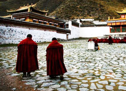 monasterio Labrang