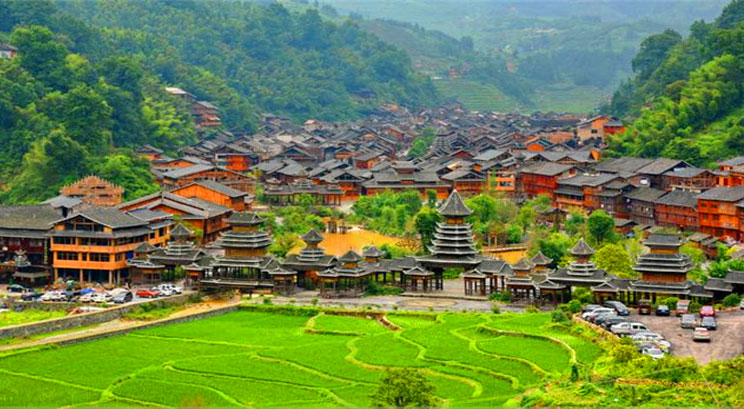pueblo Zhaoxing