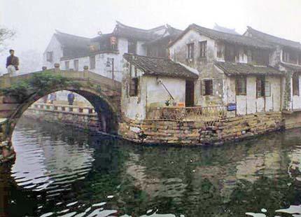 village d'eau de Zhouzhuang