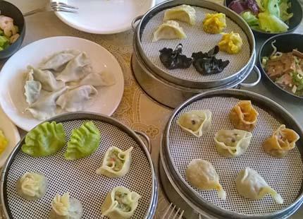 banquet de raviolis
