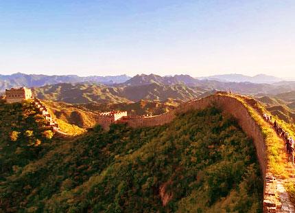 grande muraille Pékin