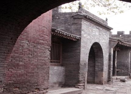 castillo subterráneo zhangbi