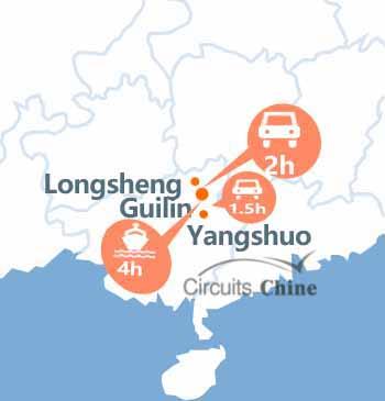 viaje en Guilin