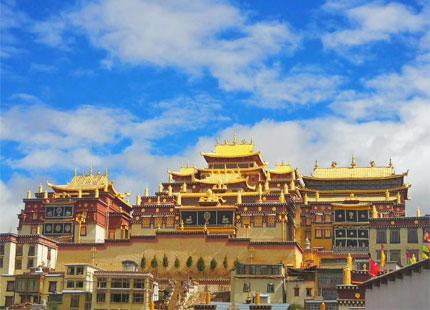 monasterio songzanlin