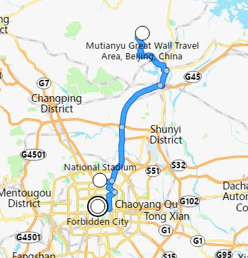 viaje en Beijing