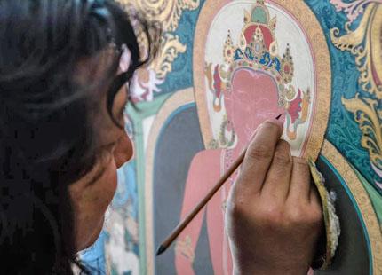 Expérimenter la culture tibétaine au centre Xueduibai