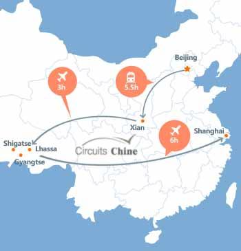 viaje de beijing-xian-tibet-shanghai