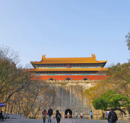 Tombeau des Ming de Xiaoling