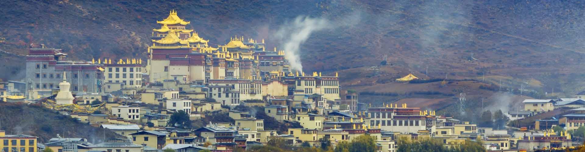 monastère de Songzanli