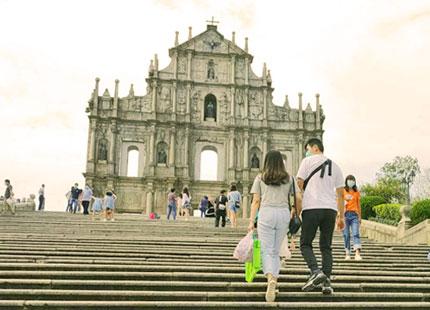 Ruines de Cathédrale St. Pauls