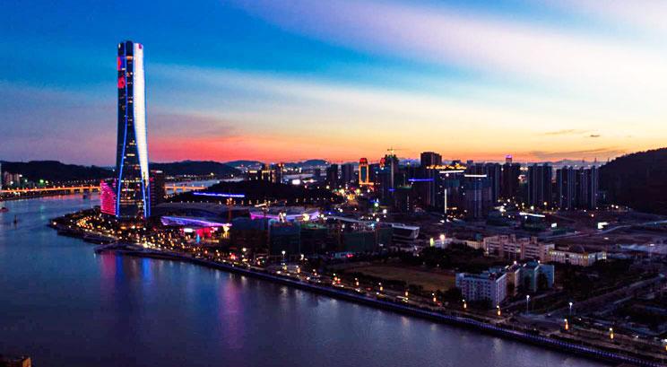 ville de Zhuhai