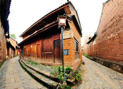 village de Shaxi